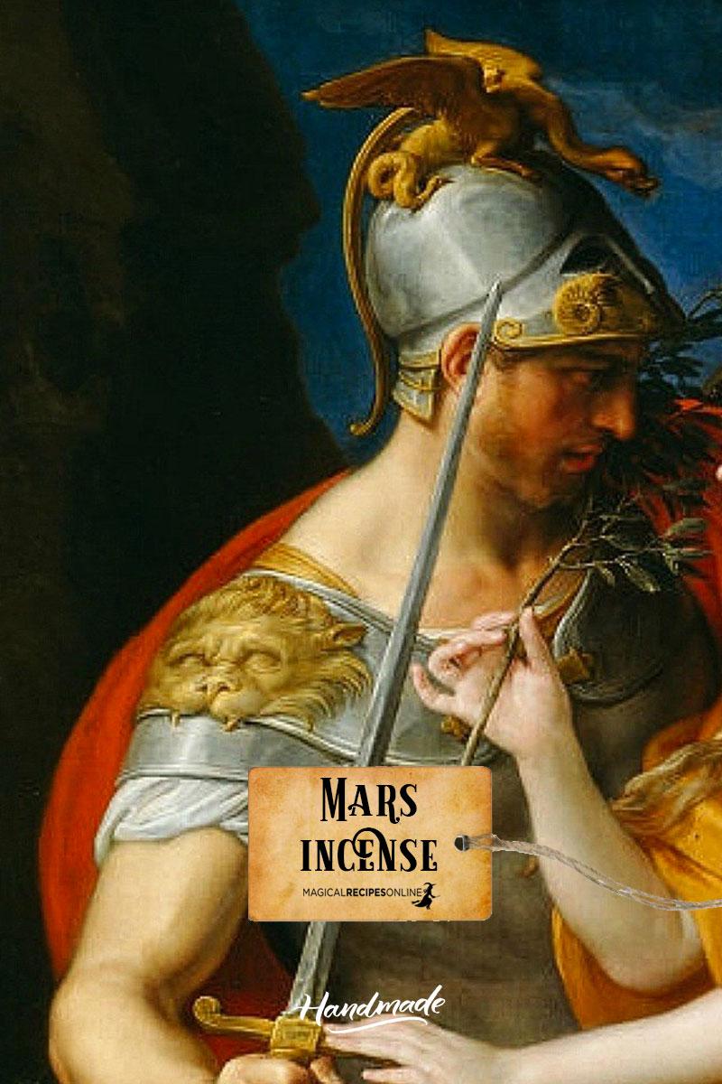 Mars Incense
