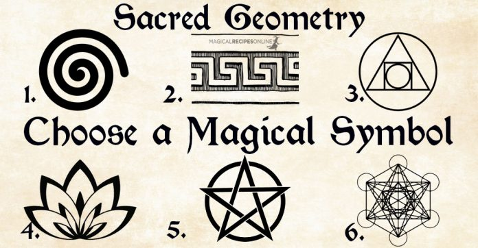 Discover the patterns of your Spirit: A Sacred Geometry Test