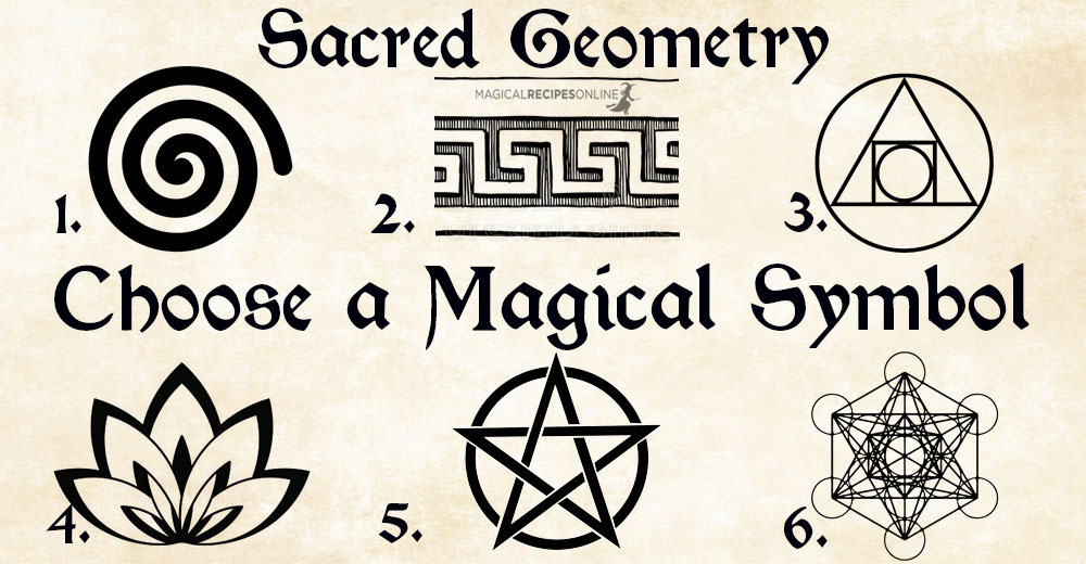 Discover The Patterns Of Your Spirit A Sacred Geometry Test