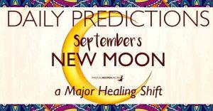 New Moon in Virgo – September 09