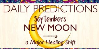 New Moon in Virgo – September 09