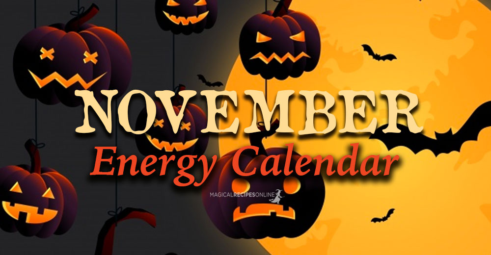 November's Energy Calendar