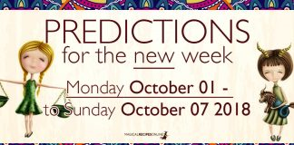 Pluto Goes Direct - Predictions for the New Week, October 01-07