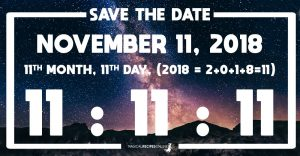 The Master Day - November 11 2018 - the Gate of Impossible