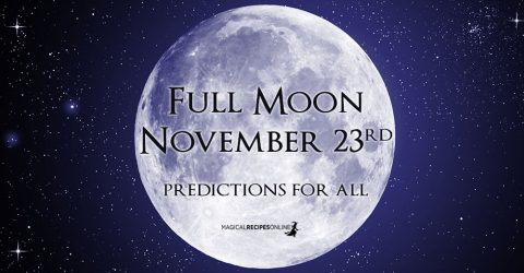 Predictions for the Full Moon in Gemini – November 23
