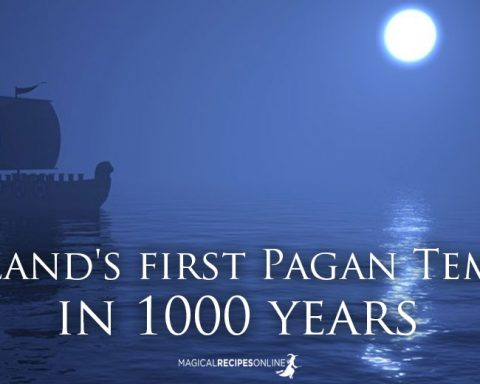 Iceland's first pagan temple in 1000 years