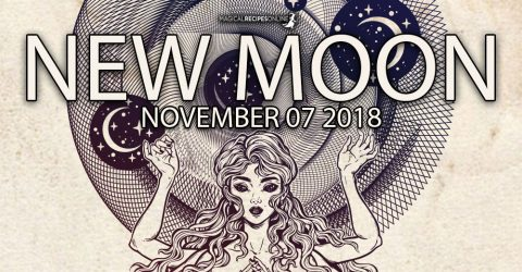 Predictions for the New Moon in Scorpio – November 7 2018