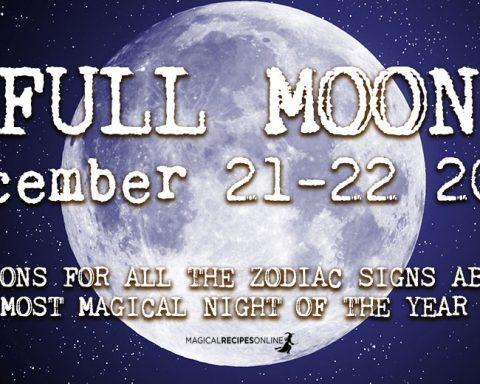 Yule and the Full Moon in Cancer – December 21-22