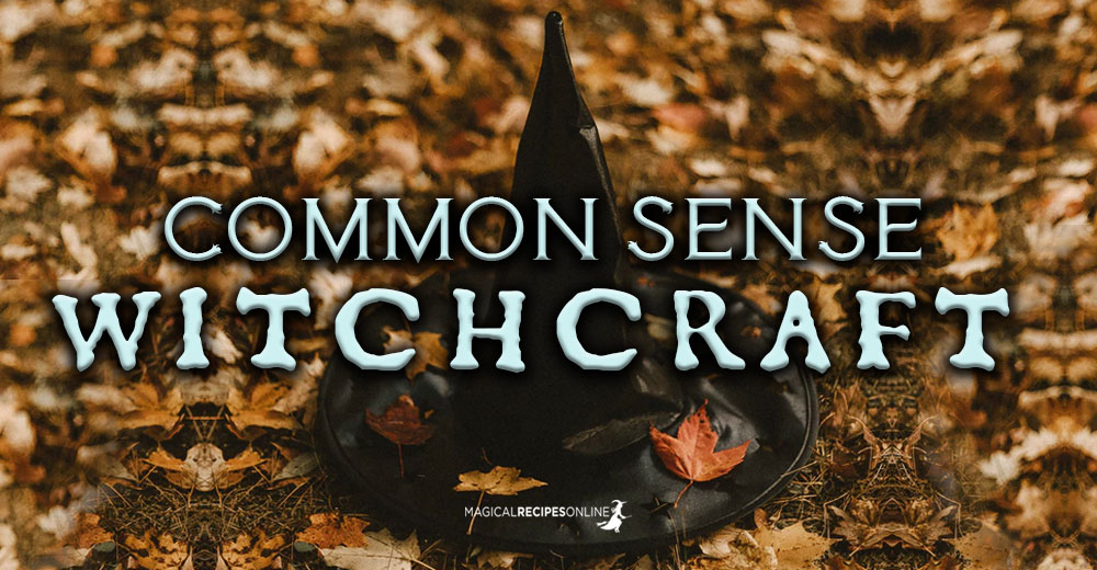 Common Sense Witchcraft