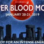Lunar Eclipse - Super Blood Moon