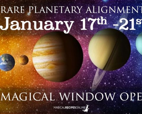 Rare Alignment: January 17 - 21, a Magical Window
