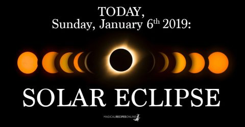 New Moon and Solar Eclipse Predictions – 06 January 2019