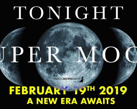 Full Moon in Virgo – February 19