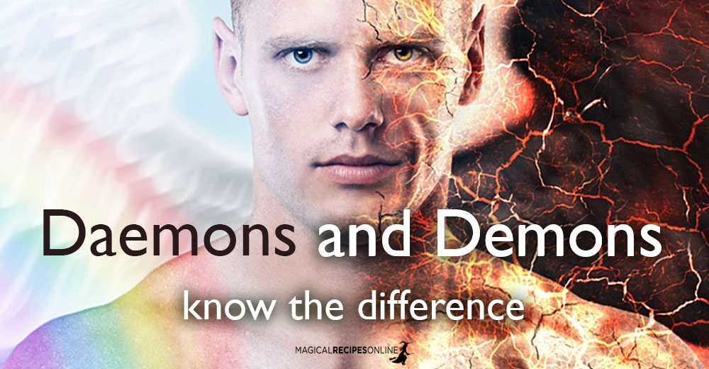Daemon and Demon: Know the difference!