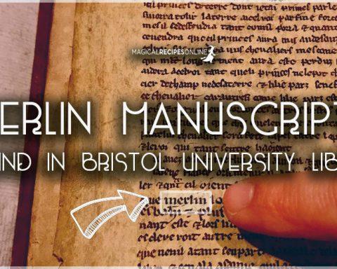 Merlin Manuscript found in Bristol University library