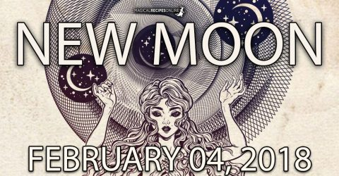 New Moon in Aquarius - 04 February 2019
