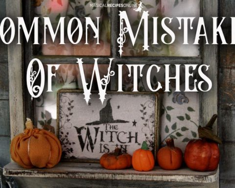 Common Mistakes of Witches