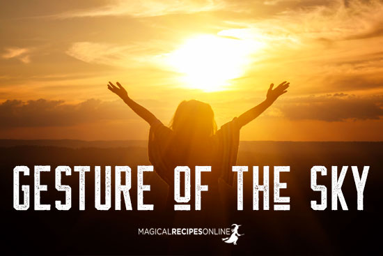 Gesture of the Sky