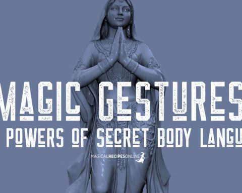 Magic Gestures - the powers of Secret Body Language