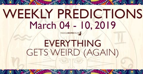 Predictions for the New Week, March 04 - 10, 2019