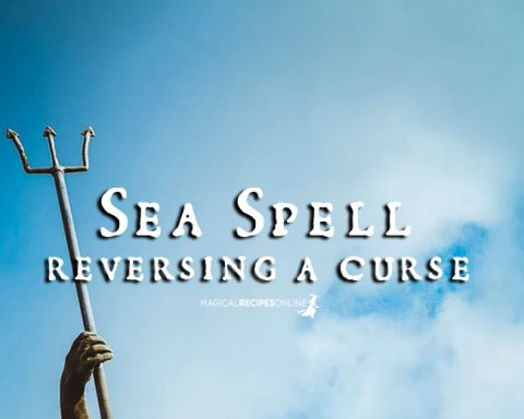 Reversing a Curse with Sea Magic