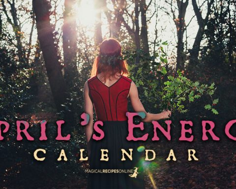 April Energy Calendar (2019)