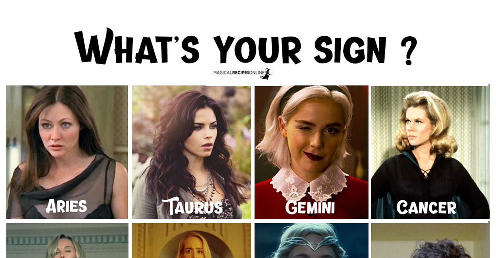 Which Famous Witch are you based on Zodiac Signs