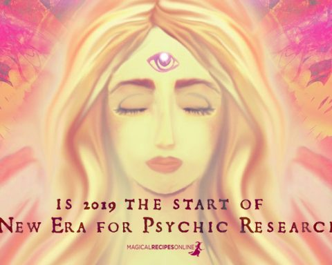 Is 2019 the start of a New Era for psychic research?