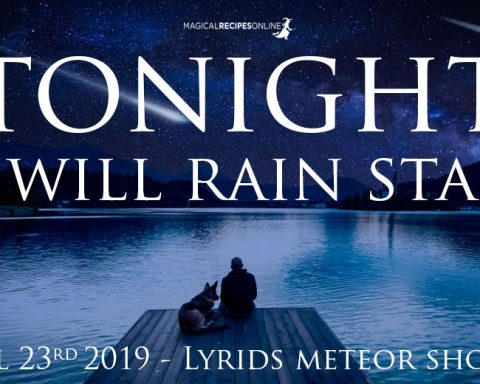 Tonight, it Will Rain Stars! Lyrids Meteor Shower, 2019