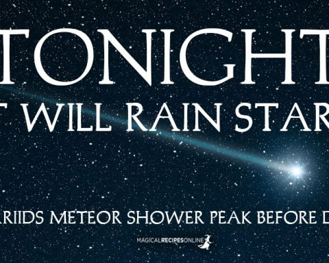 Tonight, it Will Rain Stars! Aquariids Meteor Shower, 2019