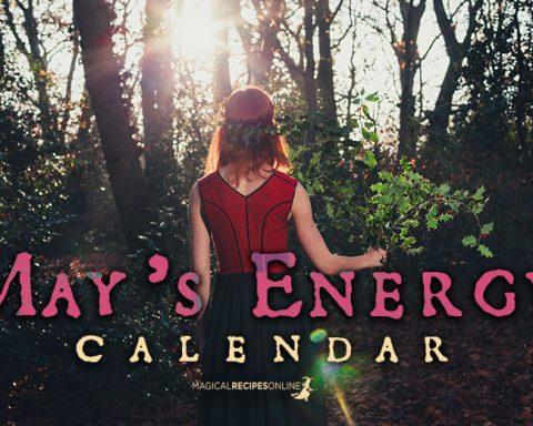 May Energy Calendar