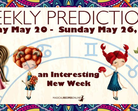 Predictions for the New Week, May 20 - 26, 2019