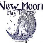 New Moon in Taurus - May 4