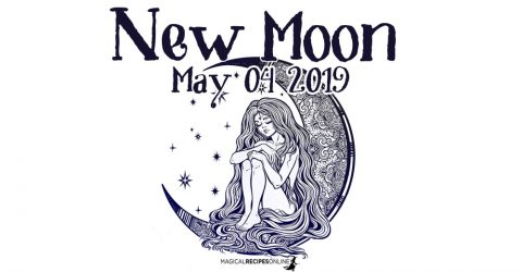 New Moon in Taurus - May 4