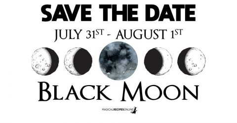 Save the Date : BLACK MOON, July 31st - August 01st 2019
