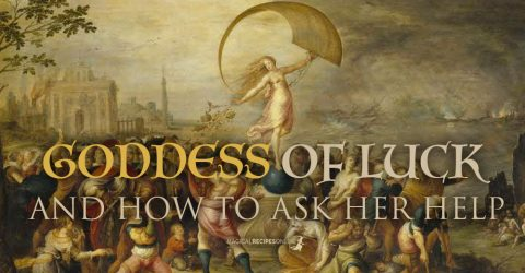 Fortuna, Goddess of Luck and how to ask her help