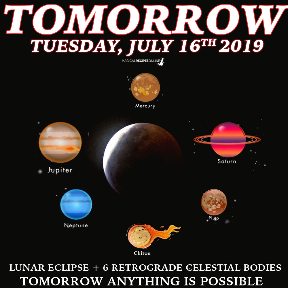 STAY TUNED: Tomorrow, COMPLETE predictions for the Lunar Eclipse.STAY TUNED: Tomorrow, COMPLETE predictions for the Lunar Eclipse.