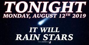 Perseid Meteor Shower 2019 - Tonight It Will Rain Stars & Fireballs!