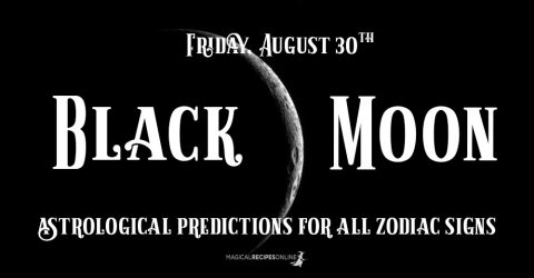 Predictions for the New Moon/Black Moon in Virgo – 30 August 2019