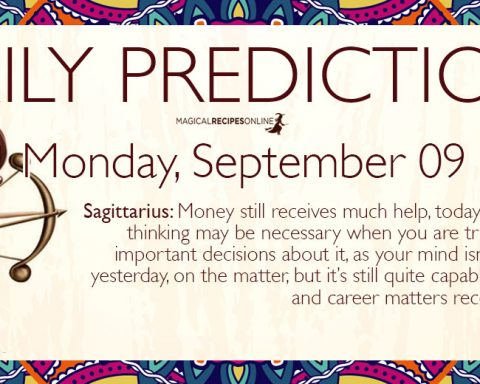 Predictions for the New Week, September 09 - September 15