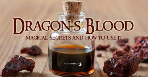 Magic of Dragon's Blood Resin