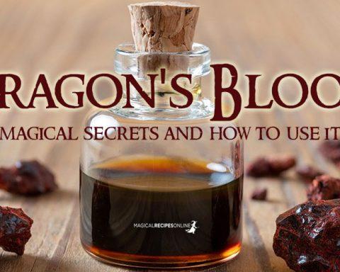 Magic of Dragon's Blood Resin