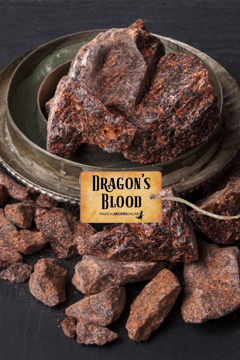 dragons blood resin magical buy