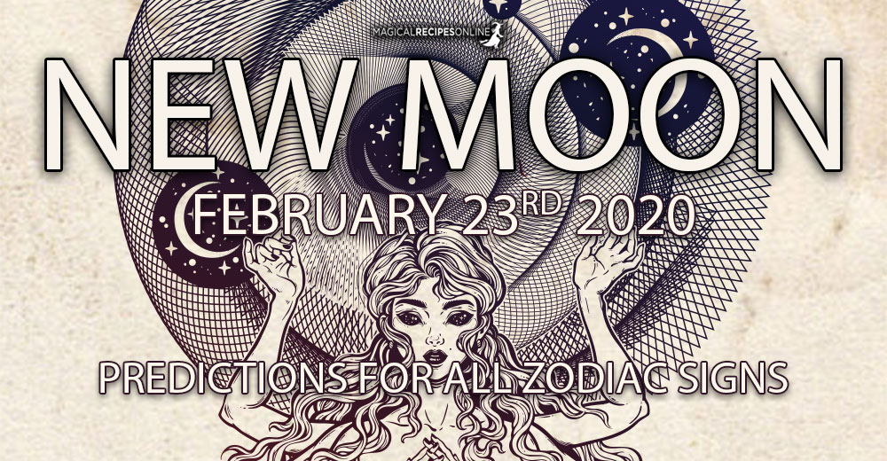 Predictions for the New Moon in Pisces – 23 February 2020