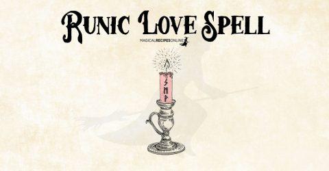 Runic Love Spell
