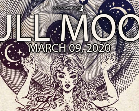 Full Moon in Virgo – 09 March 2020