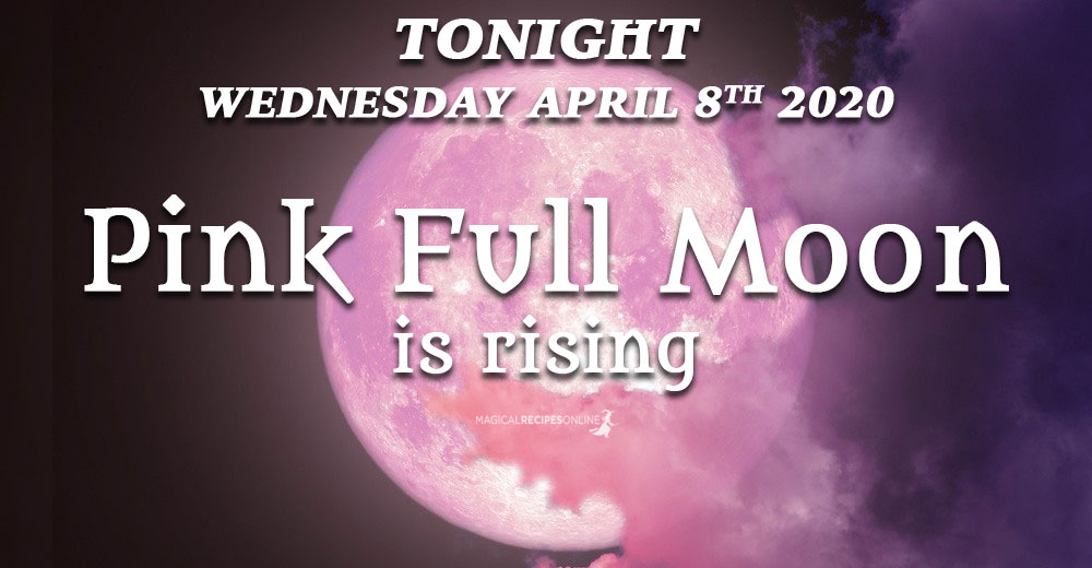 Full Moon in Libra – 08 April 2020