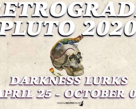 Retrograde Pluto 2020: April 25 - October 4 – Shadow of Death