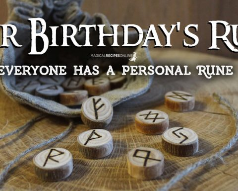 Your Birthday's Rune