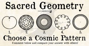 Sacred Geometry Test: Choose a Pattern